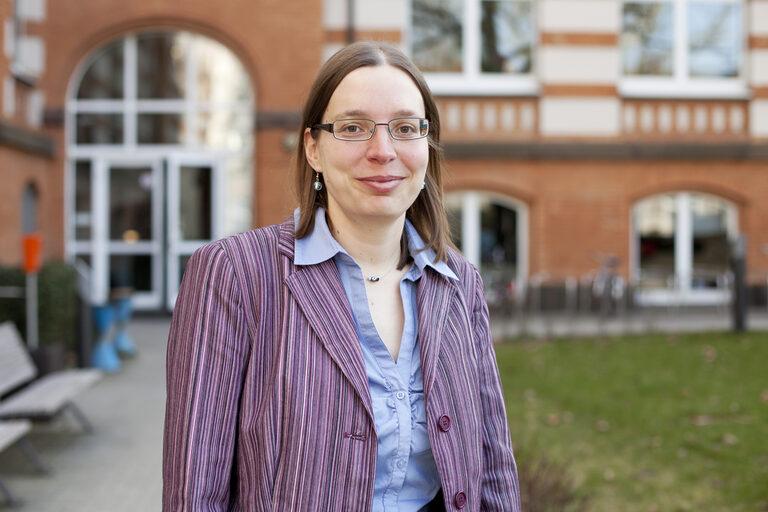 Sabine Weidauer Dr Fachhochschule Dortmund